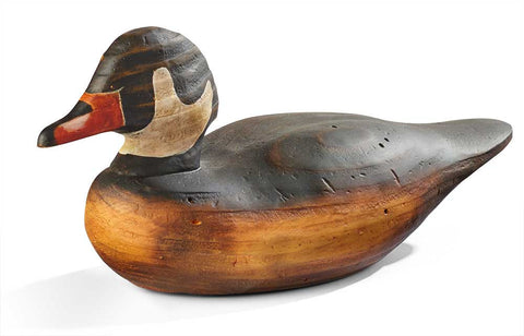 Greg Peltzer Wood Duck Decoy