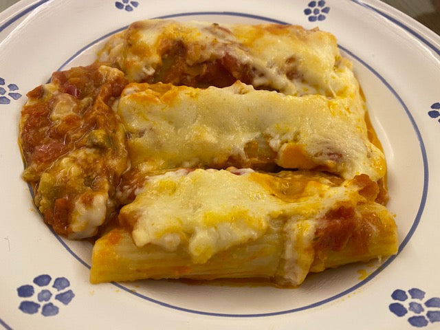 How to Cook Our Gluten Free Cannelloni
