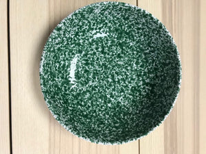 25cm Large Bowl Green