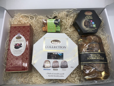 Chocolate Lovers Paradise Hamper!