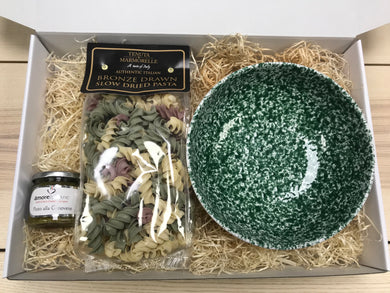 Bowl Gift Box Green - Tenuta Marmorelle