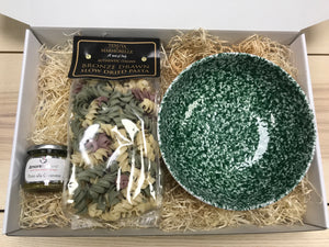 Bowl Gift Box Green