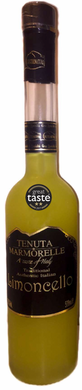 Limoncello Made to a Traditional Recipe 200ml - Tenuta Marmorelle