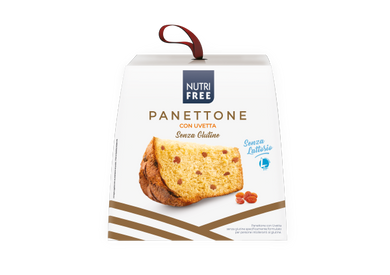 Nutrifree Panettone With Raisins 600G