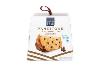 Nutrifree Panettone With Chocolate Chips 600g