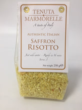 Load image into Gallery viewer, Saffron Risotto 250g - Tenuta Marmorelle