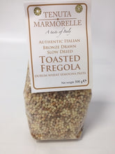 Load image into Gallery viewer, Toasted Fregola 500g - Tenuta Marmorelle