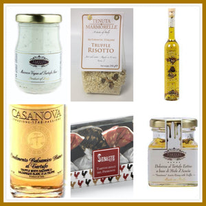 Truffle Lovers Perfect Christmas Hamper