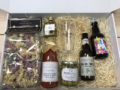 Dinner and Beer Gift Box - Tenuta Marmorelle