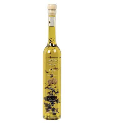 Truffle White Extra Virgin Olive Oil with Pieces of White Truffle - Tenuta Marmorelle