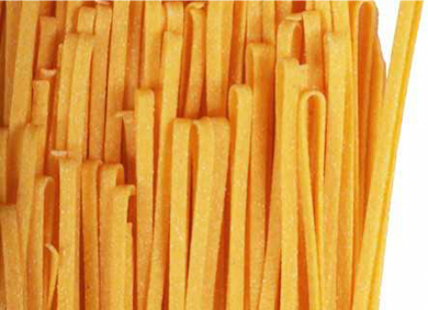 Bronze Drawn Tagliatelle