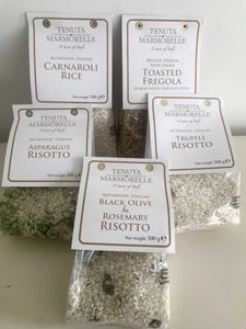 Black Olive & Rosemary Risotto 250g