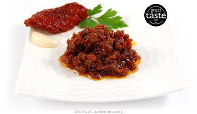 Sun Dried Tomato Paste 212ml - Tenuta Marmorelle