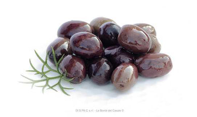 Marinated Leccino Olives in Olive Oil 314ml