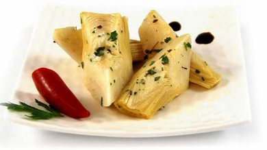 Artichokes Quarters with Herbs 314ml - Tenuta Marmorelle