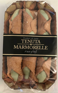 Cannoli Pistachio Cream Filled  200g - Tenuta Marmorelle