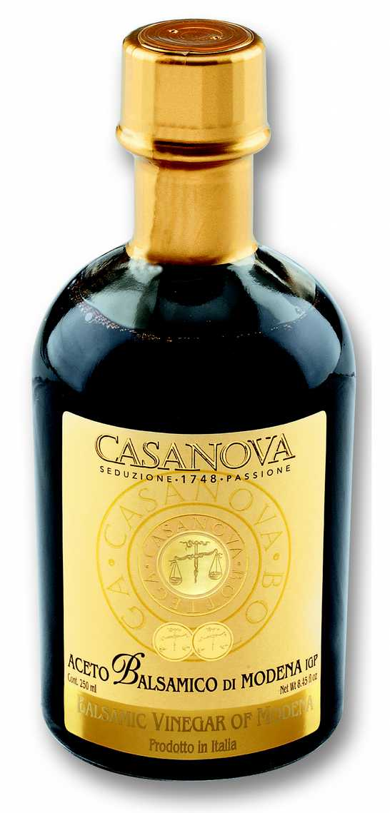 Balsamic Vinegar 4 year Old of Modena IGP 250ml Bottle - Tenuta Marmorelle