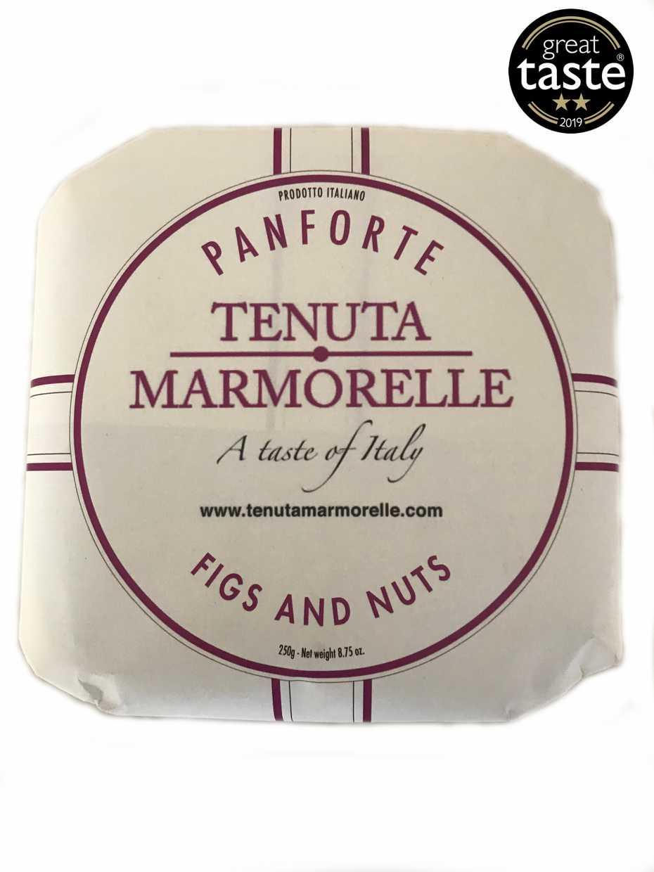 Panforte Fig and Nut 100g - Tenuta Marmorelle