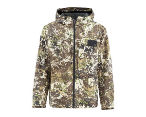 Simms Men's Bulkley Jacket - River Camo