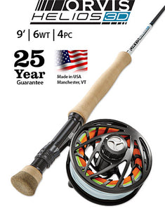 Orvis Helios™ 3D Fly Rod