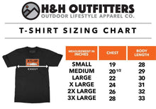 Load image into Gallery viewer, STLHD California State Frame T-Shirt - hhoutfitter