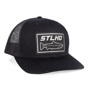 STLHD Dime Bright Trucker Snapback Hat - hhoutfitter