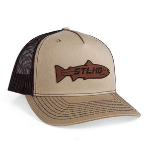 STLHD Out West Snapback Trucker Hat - hhoutfitter