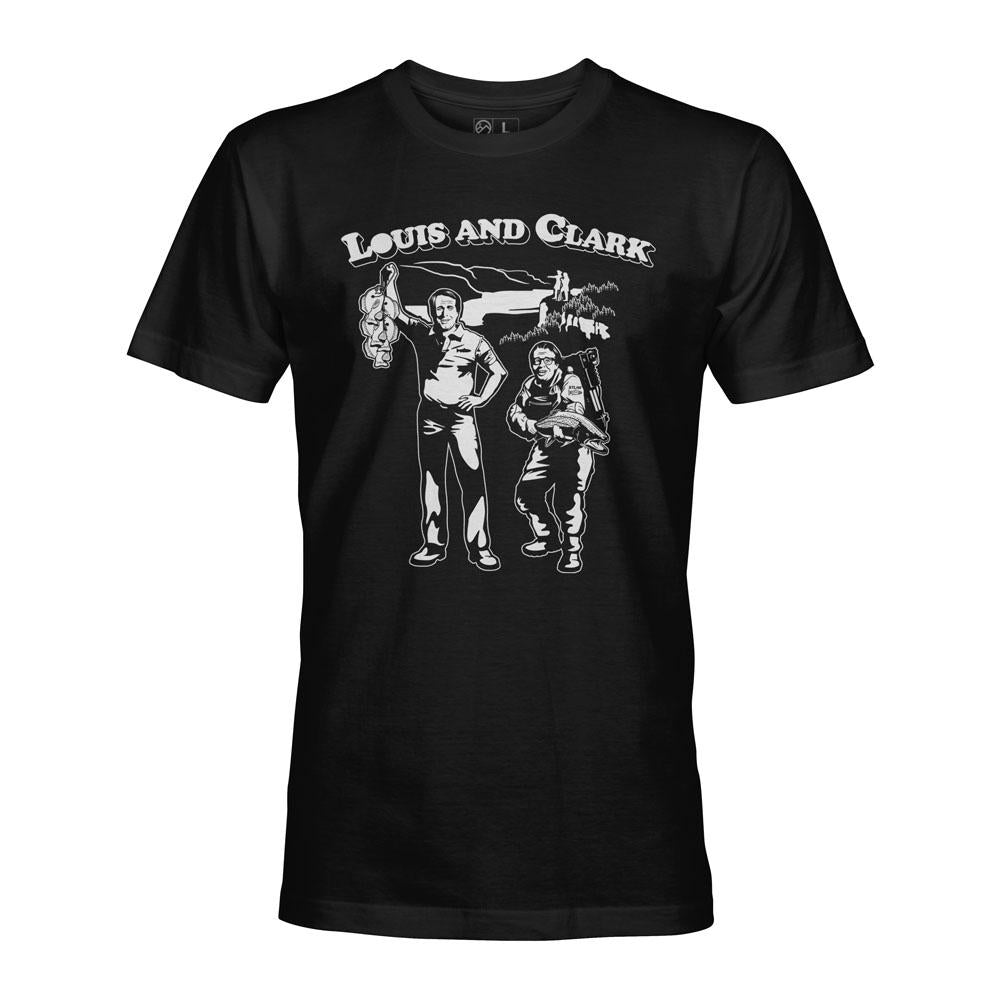 STLHD Louis And Clark T-Shirt - hhoutfitter