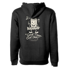Load image into Gallery viewer, STLHD Good Times Black Premium Hoodie - hhoutfitter