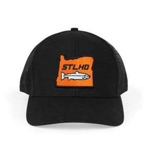 STLHD Oregon State Frame Limited Edition Trucker Hat - hhoutfitter