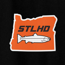 Load image into Gallery viewer, STLHD Oregon State Frame Standard Hoodie - hhoutfitter