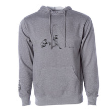 Load image into Gallery viewer, STLHD Heavy Hitter Gunmetal Standard Hoodie - hhoutfitter