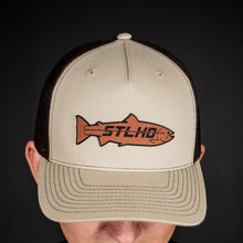Load image into Gallery viewer, STLHD Out West Snapback Trucker Hat - hhoutfitter