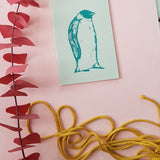 Penguin Blank Notebook