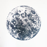 Black Moon Limited Edition Screen Print
