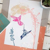 Spread Your Wings Screenprint