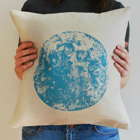 Natural Moon Linen Cushion