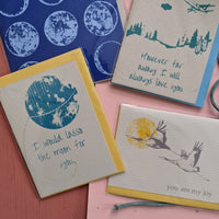 Card Pack- moons and songs