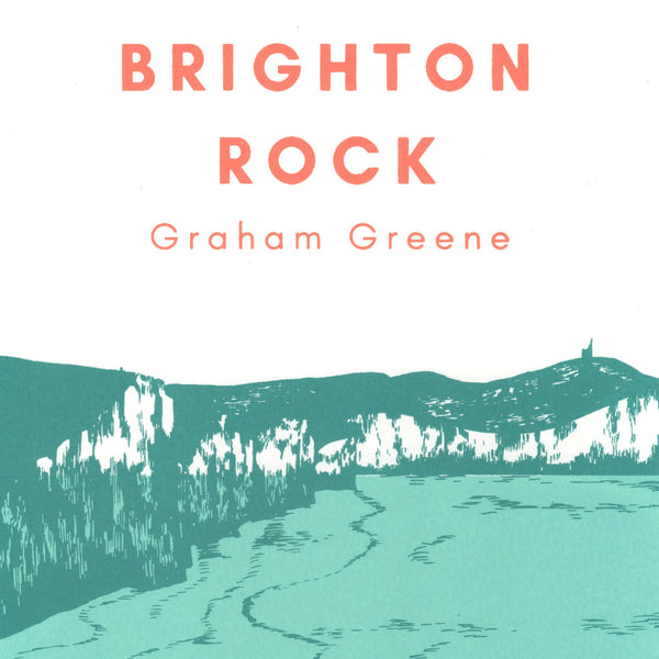 Brighton Rock Screen Print