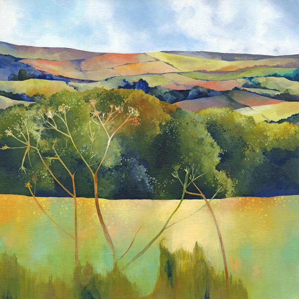 Grasses and Woods Ltd Edition Giclée Print