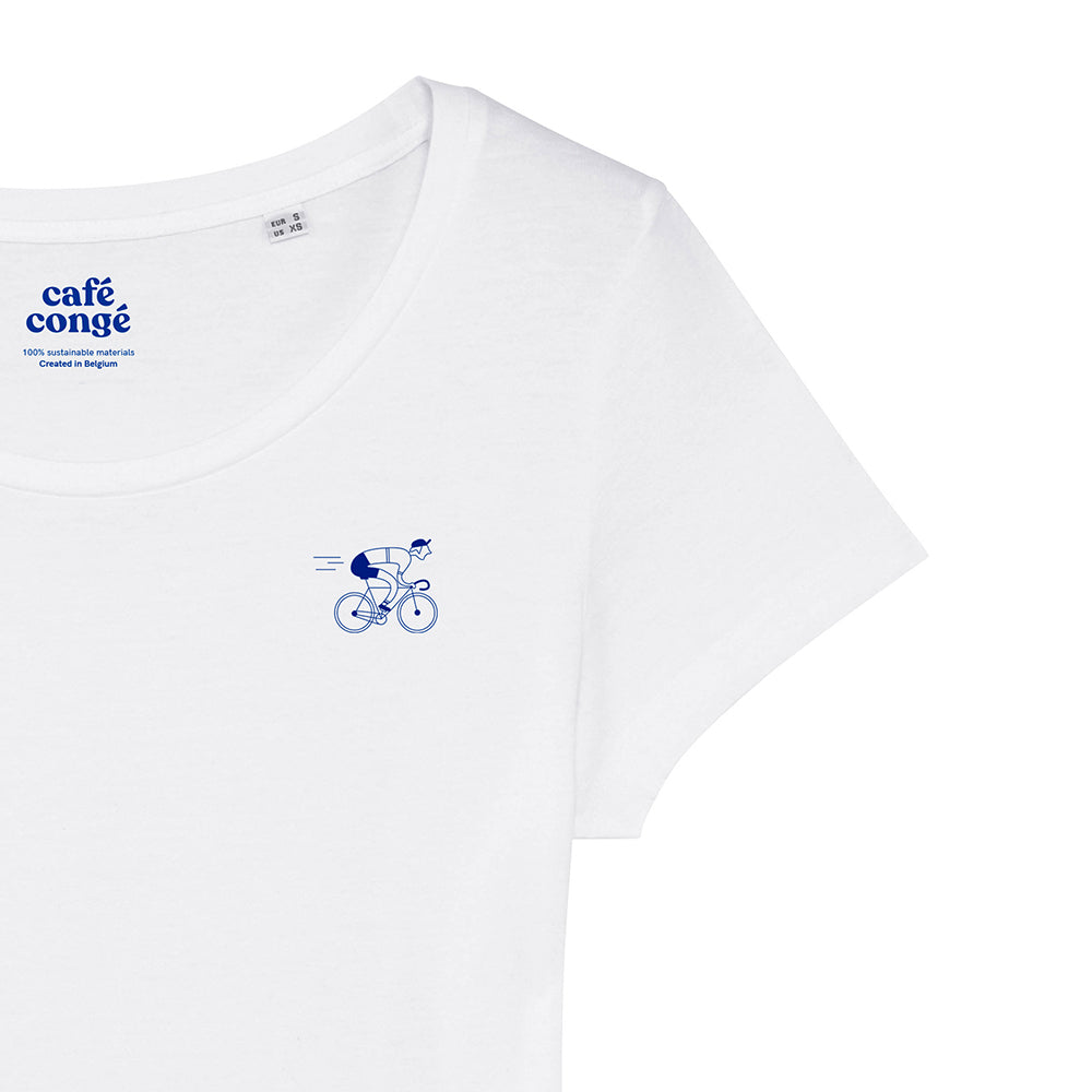 Load image into Gallery viewer, Coureur T-shirt (Feminine)
