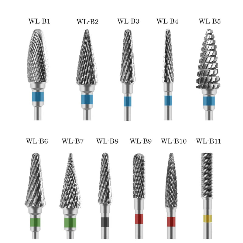 Waldent Carbide Burs HP