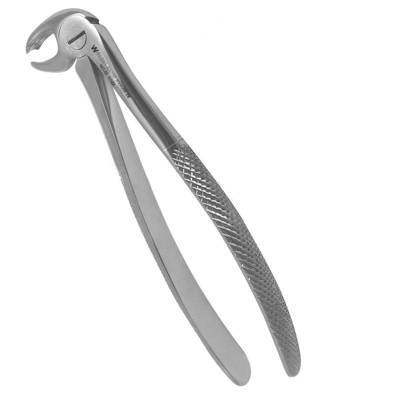 Waldent Tooth Extraction Forceps Lower Molars No.22 (1/122)