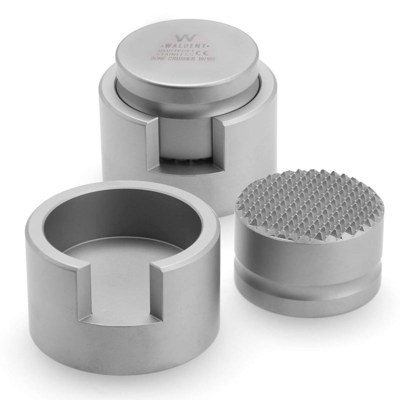 Waldent Bone Crusher Stainless Steel (19/102)