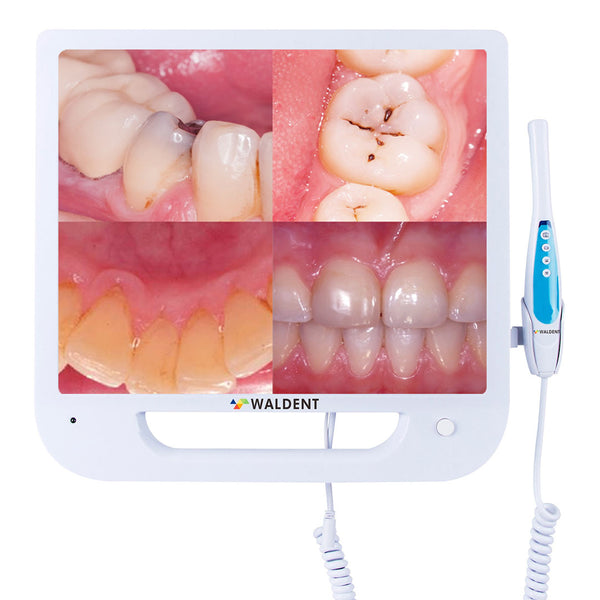 Waldent Intra Oral Camera with Monitor - Ergo