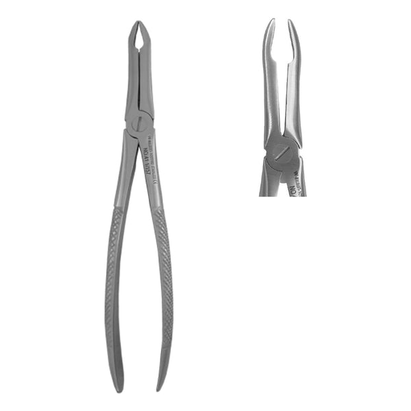Waldent Tooth Extraction Forceps Upper Roots No.41 (1/157)