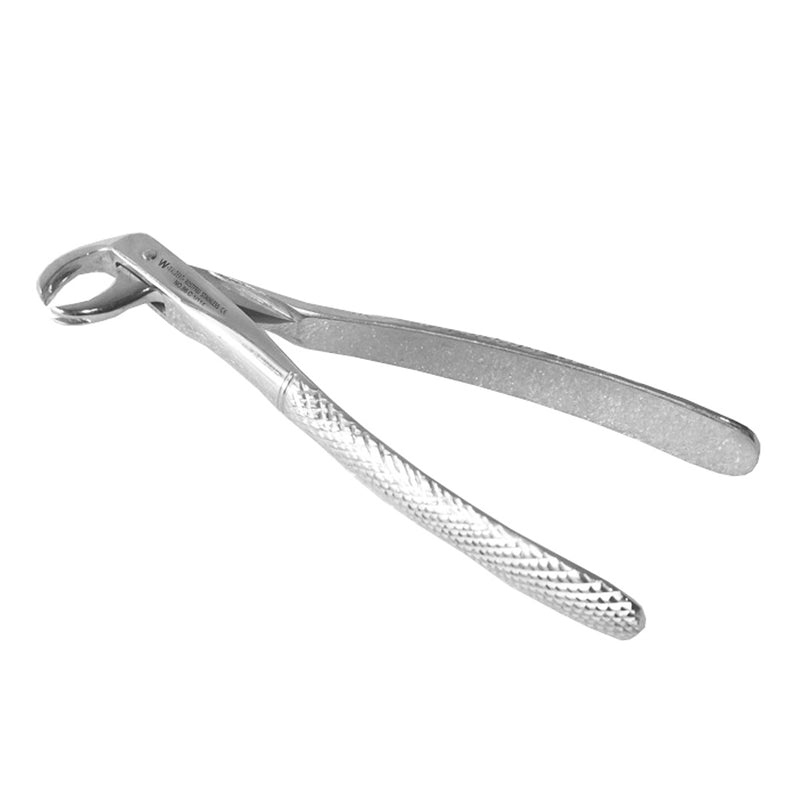 Waldent Tooth Extraction Forceps Lower Molars No.86c (1/114)
