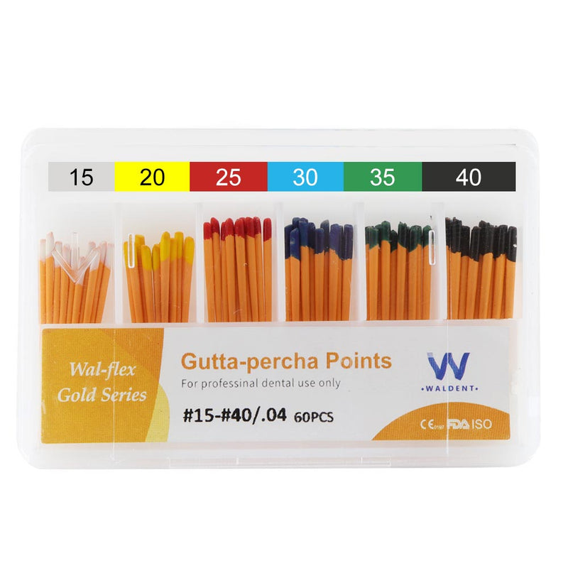Waldent Gutta Percha Points 2%