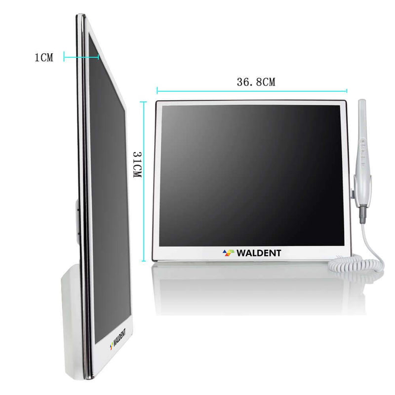 Waldent Intraoral Camera with Screen Walcam