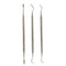 Waldent Manipal Hand Scalers Set of 3